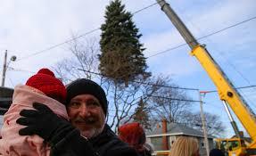 portland u0027s christmas tree goes the distance u2013 the forecaster