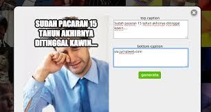 Cara Bikin Meme - tutorial cara membuat meme internet dengan mudah dan cepat