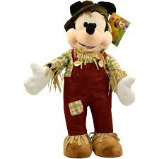 disney u0027s mickey mouse greeter halloween decoration walmart com
