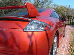 2006 mitsubishi eclipse spoilers sport compact auto u0026 import