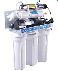 uv light water treatment china water purifier domestic ro system with display and uv light