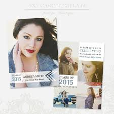 sided graduation announcements sided graduation announcement templates 5x7 sided
