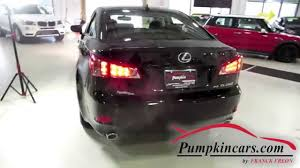 lexus is 250 for sale by owner 2012 lexus is 250 awd with navigation youtube
