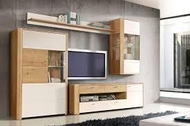 Wohnzimmerschrank Xxl Wohnwand Eiche Weiß Herrliche Auf Wohnzimmer Ideen In Unternehmen