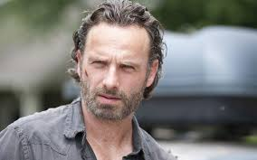 rick grimes hairstyle new walking dead video explores the transformations of rick grimes