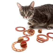 cardboard cat toys hauspanther