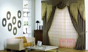 home decorating ideas curtains living room traditional living room decorating ideas with brown