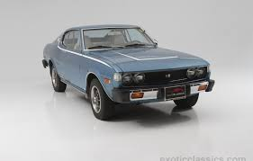 classic toyota cars 1976 toyota celica exotic and classic car dealership