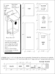 kestrel nest box plan maryland u0027s wild acres