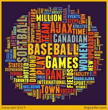 pan american games baseball softball coming to ajax hometown