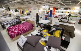 ikea to test selling products via third party websites wsj