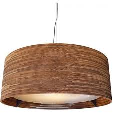 Large Pendant Lights Large Diameter Ceiling Pendant Light Made From Recycled Cardboard