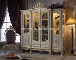 French Bedroom Furniture Sets by Solid Beech Wood Hand Carved Royal Rococo Bedroom Furniture