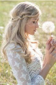 coiffure mariage boheme coiffure mariage boheme beauté naturelle robe en motifs