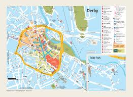 Derbyshire England Map by Map Uk Derby U2013 Lsan Tk