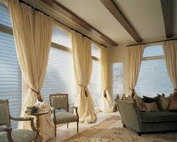 Curtain Ideas For Large Windows Ideas Alluring Curtains For Long Windows And Curtains Curtain Ideas For