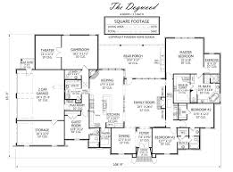 House Plans Acadian by Bedroom Placement And Gameroom W Theater Madden Home Design