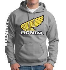 honda sweatshirt ebay