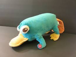 disney world perry the platypus phineas ferb talking p