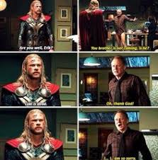 thor film quotes darcy love her meow meow xd single best line in the movie
