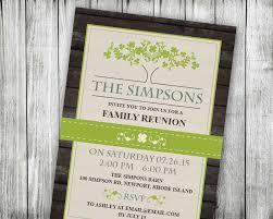 potluck invitation family reunion invitation lime summer picnic invitations