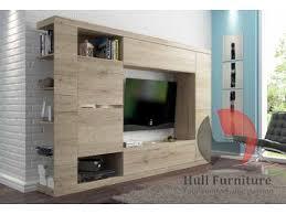 VERO Living Room Set Oak San Remo Living Room Set Furniture - Oak living room sets