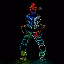 Halloween Costumes Led Lights by Led Costume Controller Dance Lights Halloween Costumes For Rent
