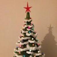 ceramic light up christmas tree ceramic christmas tree atlantic mold christmas decore