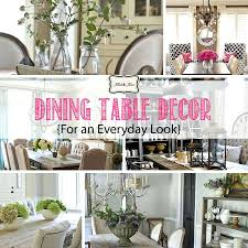 Pictures For A Dining Room by Dining Table Decorating A Dining Room Table For Christmas Room