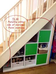 bathroom interesting under stairs pantry ideas storage solution