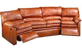 Curved Sofa Leather Bellagio Motion Sofa Curved Sofa Creative Leather