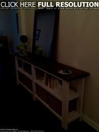 Storage Behind Sofa Bathroom Divine Long Narrow Sofa Table Tall Behind Couch Glass