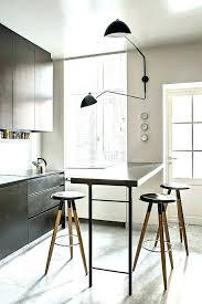 haute pour cuisine table haute de cuisine emejing table haute style bar photos