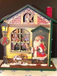 Vintage Animated Christmas Decorations by 40 Best Santa Claus Decorations Images On Pinterest Christmas