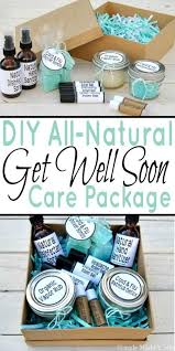 care package sick friend treat a cold or flu with all products here s how to make