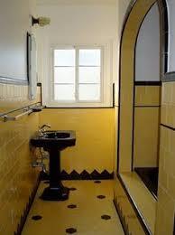 deco bathroom ideas basins in this deco style monochrome bathroom bathroom