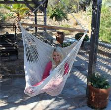 shop hanging chairs from golden hammocks offering brazilian