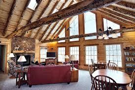beautiful log home interiors log home decor ideas cool log cabin in the woods astonishing oak