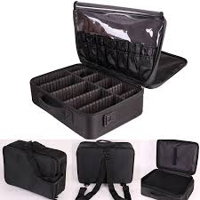 professional makeup artist bags quality professional makeup organizer cosmetic bolso mujer
