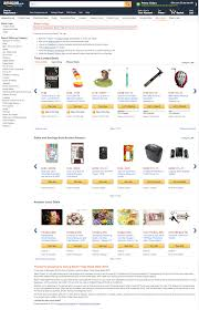 amazon black friday deals web site seo u0026 black friday how are brands preparing their landing pages