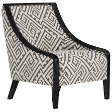 Black And White Accent Chair City Furniture Tribeca2 Multi Fabric Accent Chair