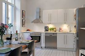 Open Kitchen Design by Open Kitchen Designs In Small Apartments Inspiring Fine Kitchen