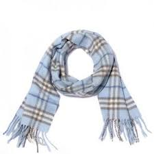 Burberry Accessories 100 Authentic Scarf Light Blue Poshmark