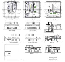 citrohan house plans house interior