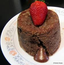 molten lava chocolate cake renée u0027s recipe