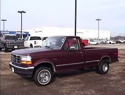 1996 Ford F150 Interior 1996 Used Ford F 150 Xlt At Witham Auto Center Serving Cedar Falls