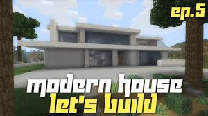 Modern House Minecraft Xbox 360 Let U0027s Build A Modern House City Texture Pack