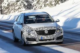 opel insignia 2014 interior spied 2014 opel insignia sports tourer facelift