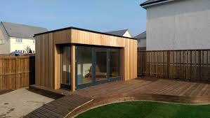 charming timber framed garden office kit x combi garden room
