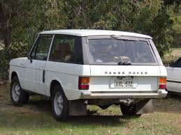 classic range rover 1977 range rover 2 door classic show u0026 shine shannons club